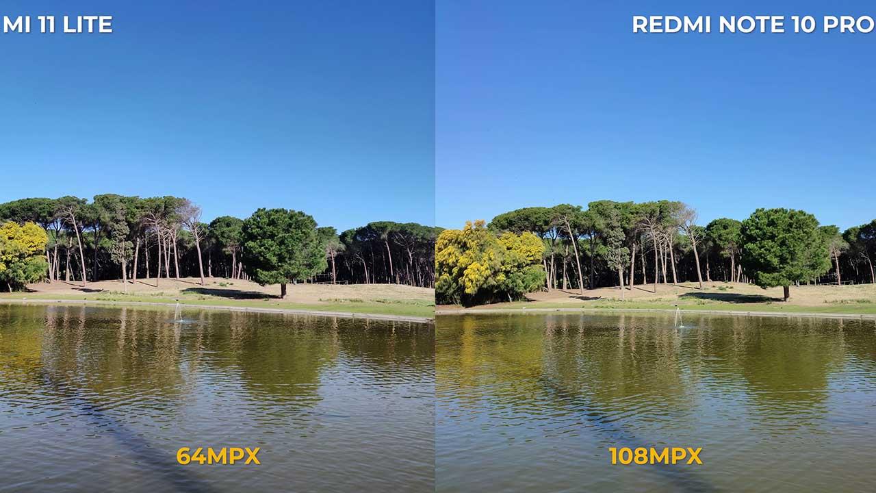 Mi 11 Lite vs Redmi Note 10 Pro