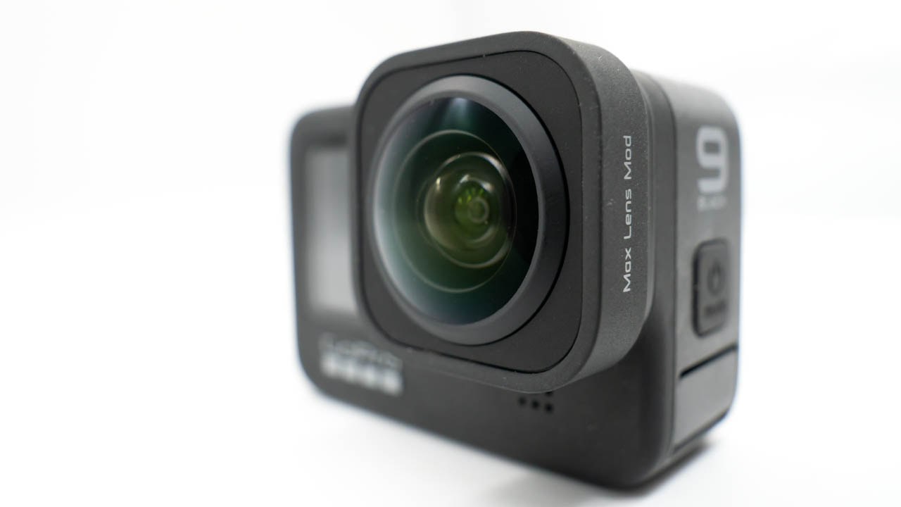 GoPro Max Lens