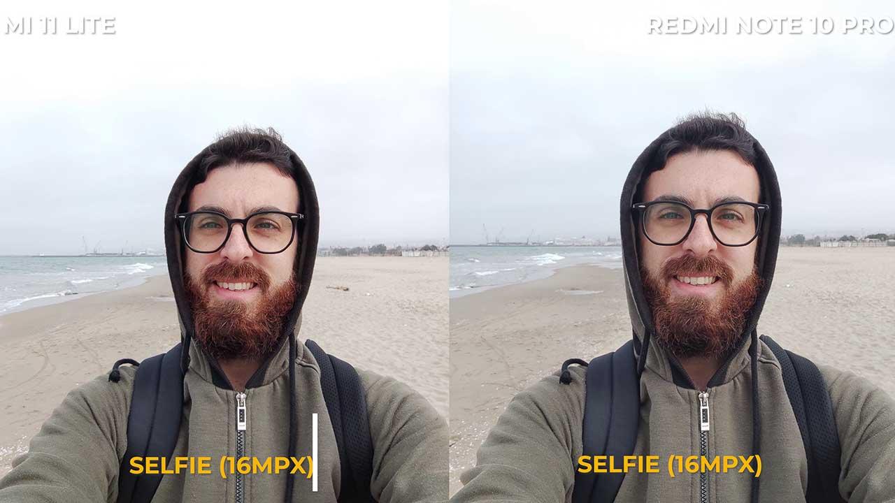 Mi 11 Lite Redmi Note 10 Pro Selfie Camera