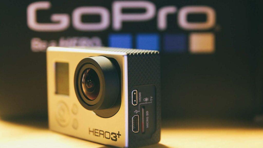 gopro hero3+black asvideo