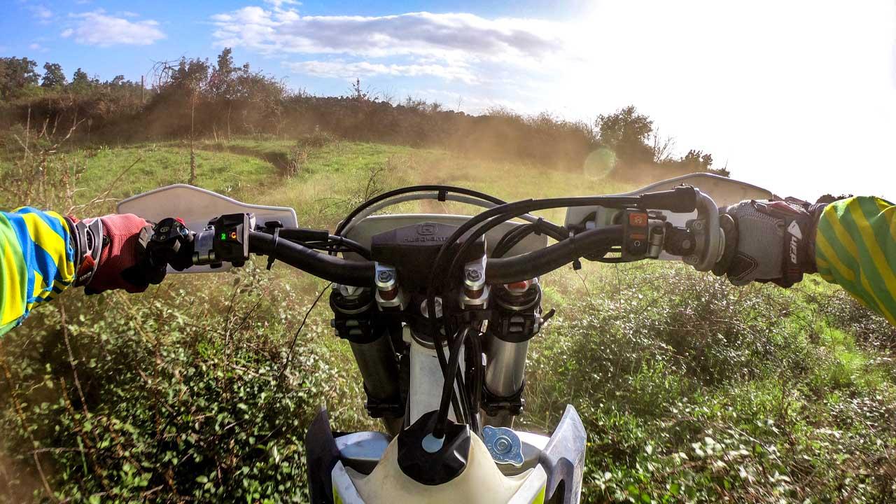 GoPro in Moto