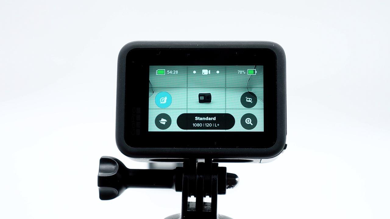 Schermata Principale GoPro