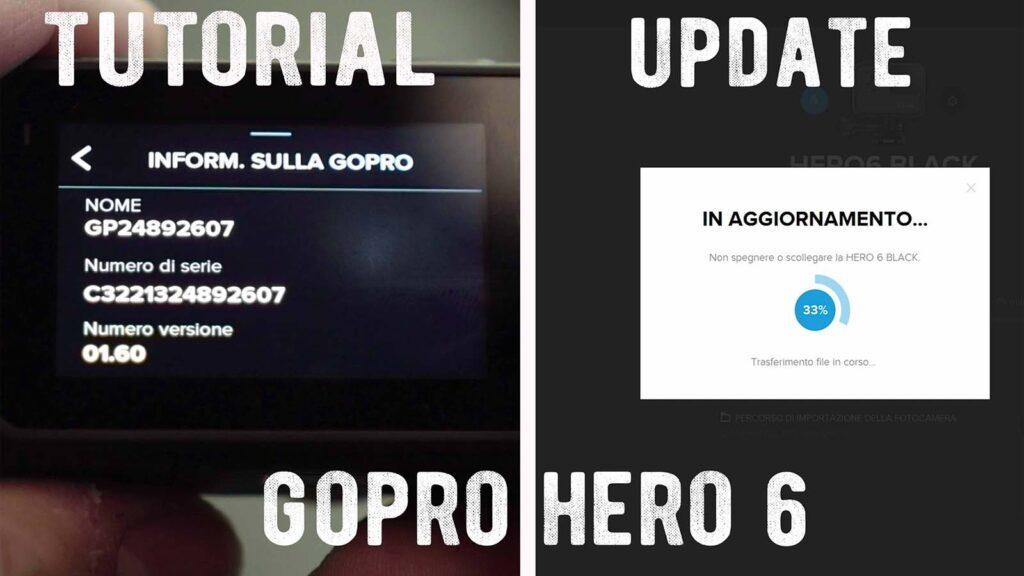update hero6 asvideo
