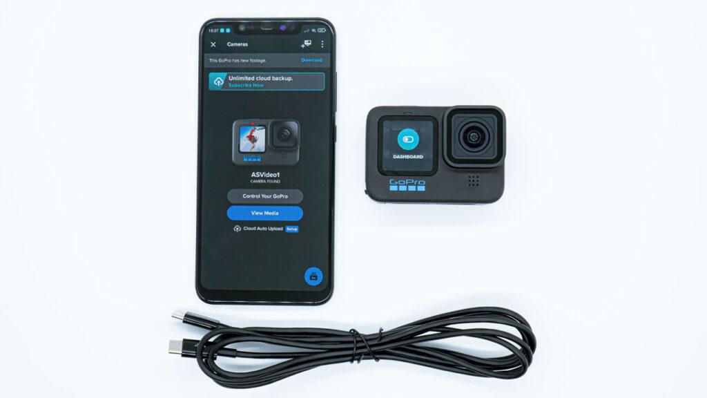 Come Trasferire i Video dalla GoPro al Telefono
